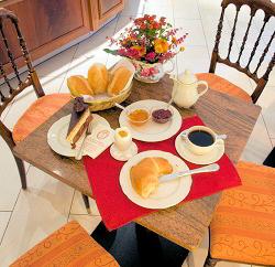 Frühstück in Bad Lauterberg genießen