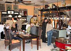 Kaffeeverkostung in Bad Lauterberg im Harz