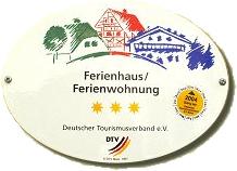 Ferienwohnungen in Bad Lauterg mit drei Sternen